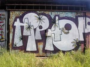 Arsenio Pelea de Gallos GRAFFITI OMNI